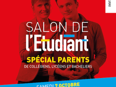 Salon de L'Etudiant « Spécial Parents »